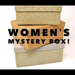 Ladies Mystery Box (Do y'all like this idea?)